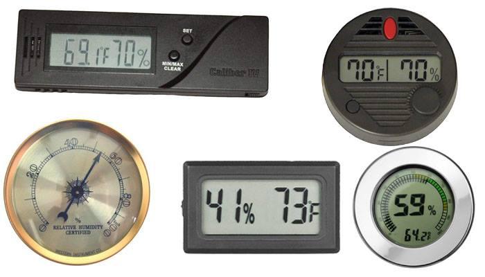 Les différents types hygromètre : comment choisir