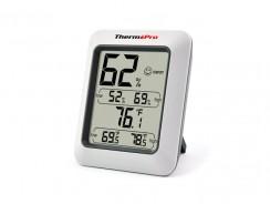 ThermoPro TP50 : le meilleur hygromètre du moment ? Test et Avis